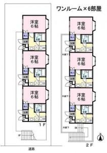 3-29上賀茂アパート2