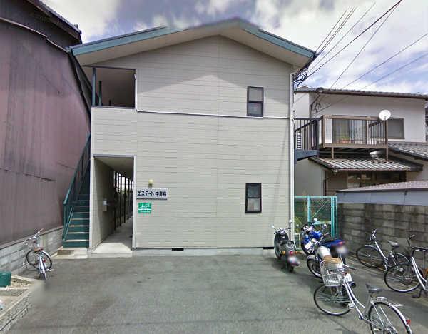 4-22中書島アパート