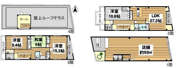 10-10銀閣寺店舗-2
