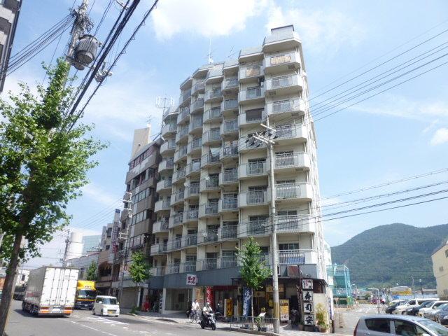10-25椥辻中古マンション-1