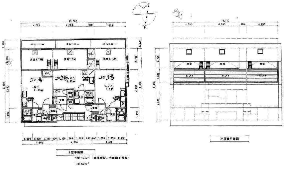11-13東山三条アパート-2