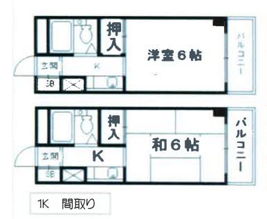1-24伏見桃山収益マンション-4