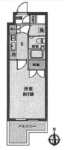 1-30四条大宮中古マンション-2
