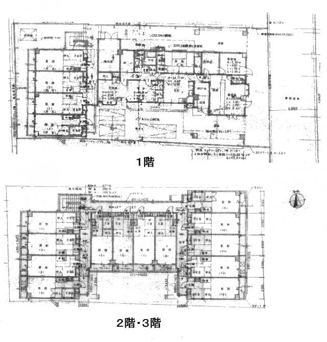 1-24伏見桃山収益マンション-2