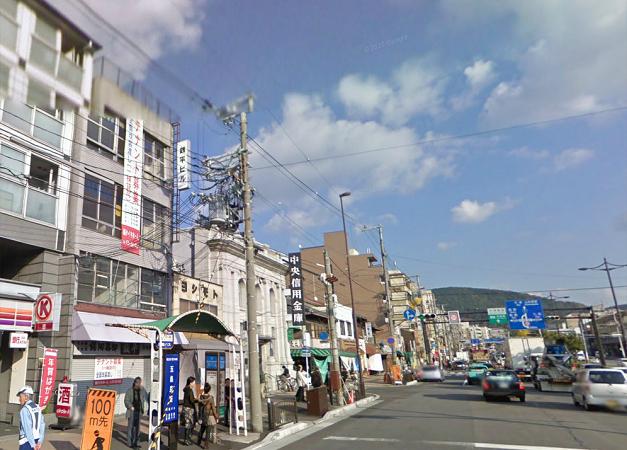 2-27五条京阪売りビル-1