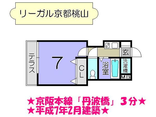 2-27丹波橋中古マンション-1