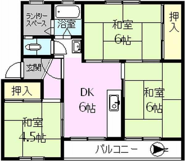 2-25深草中古マンション-1