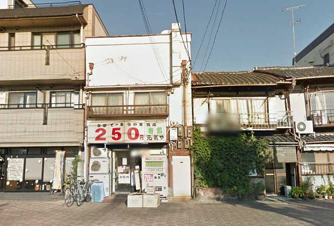 3-30五条川端通店舗-2