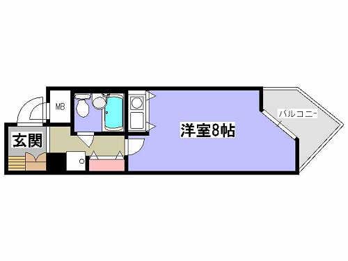 3-27桃山南中古マンション-1