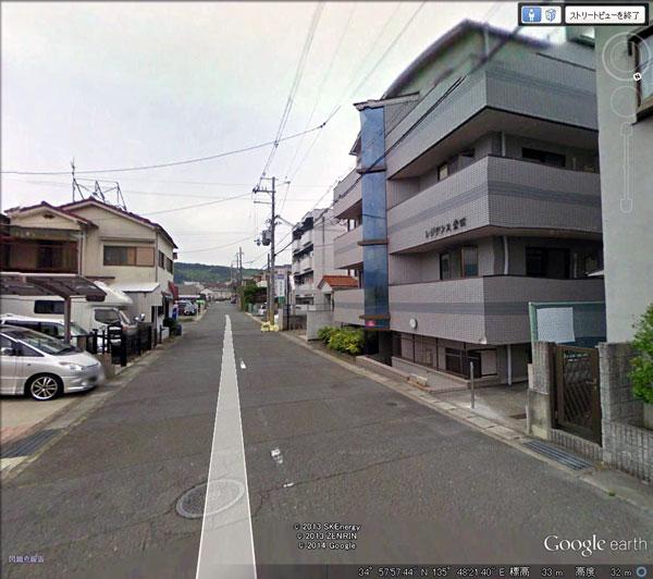 3-20勧修寺レジデンス堂田a