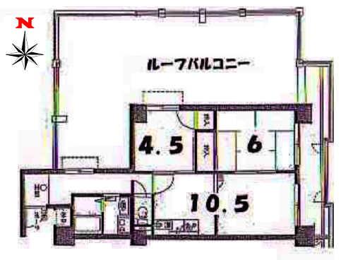 4-25ルシエル山科椥辻-1