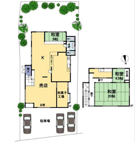 5-7醍醐新道店舗-4