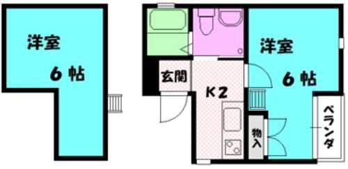 9-24北野アパート-2