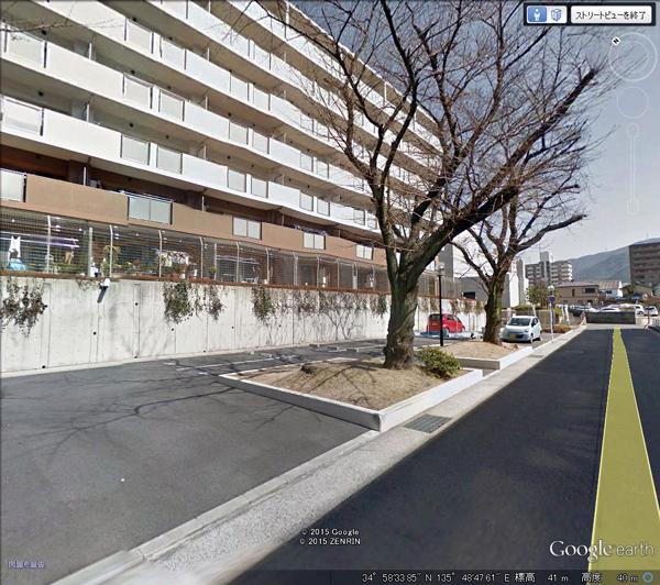 椥辻西浦町シニア向きマンション-3