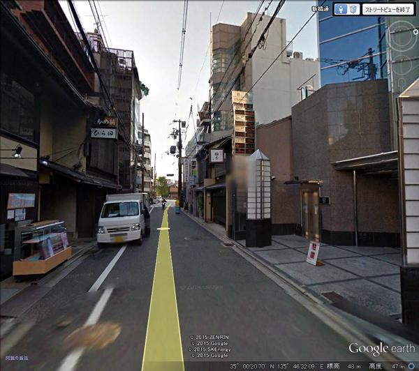新橋花見小路周辺-4