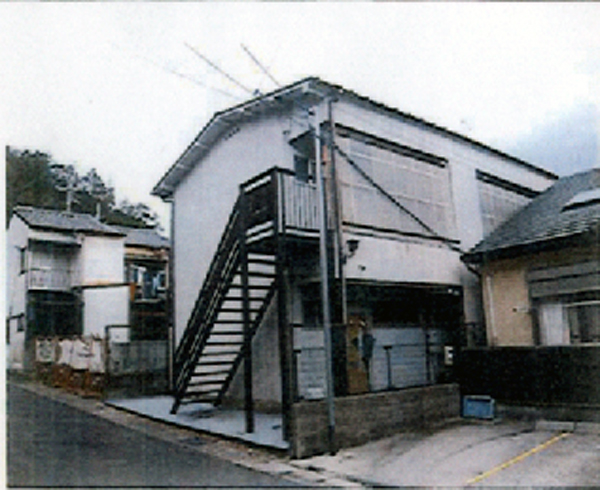 3-17小金塚アパート-概要a