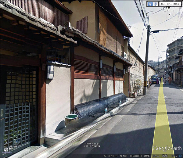 3-22祇園清井町店舗-1