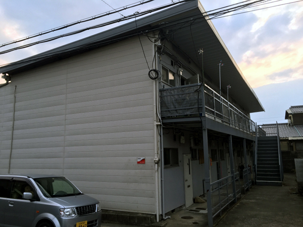 3-24大塚アパート
