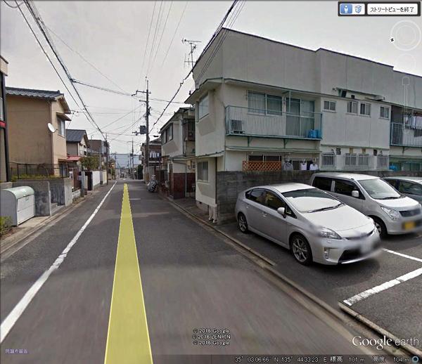 5-30北区紫竹アパート-4g