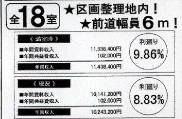 5-30北区紫竹アパート-概要.a