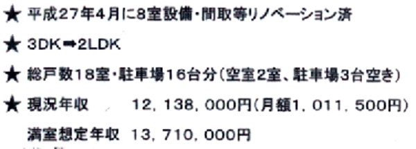6-21大津京駅収益-概要a