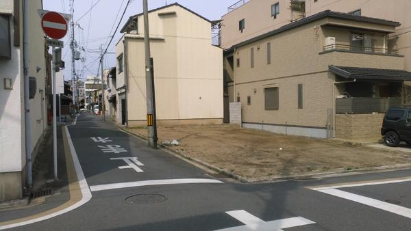 下京区売地-1a