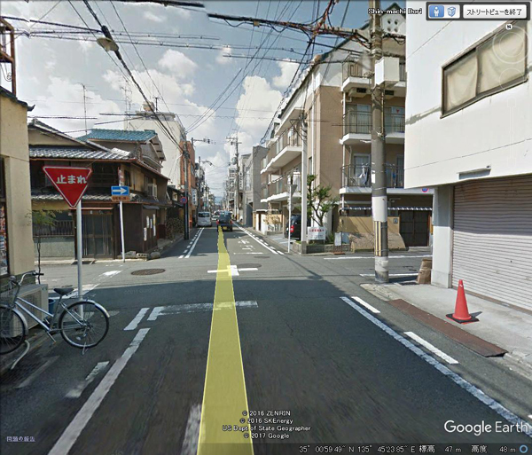 新町竹屋町売地-5g