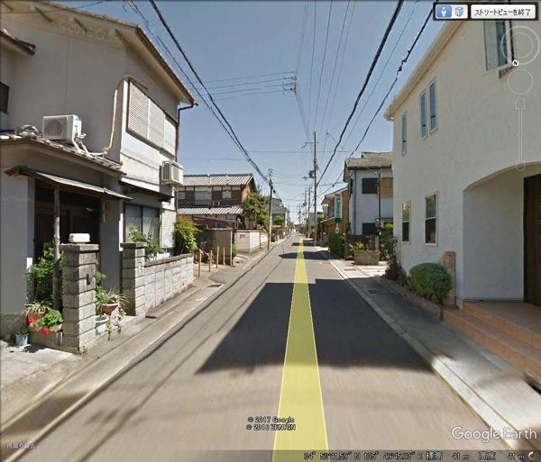 近鉄大久保駅周辺い売地-2