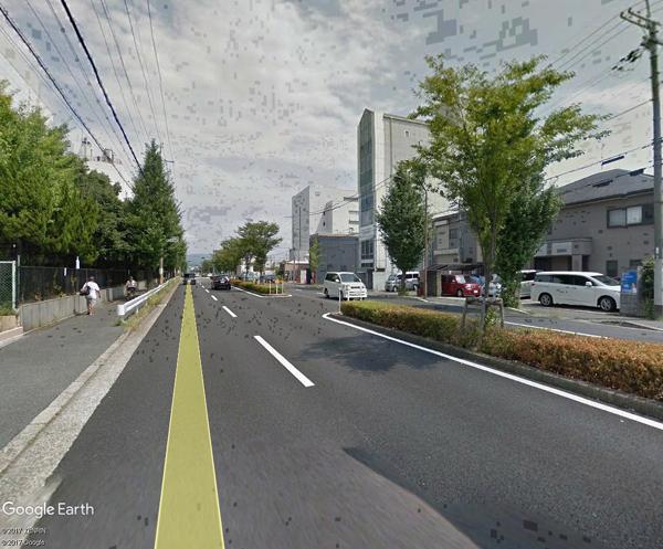 久世橋通り売地-2