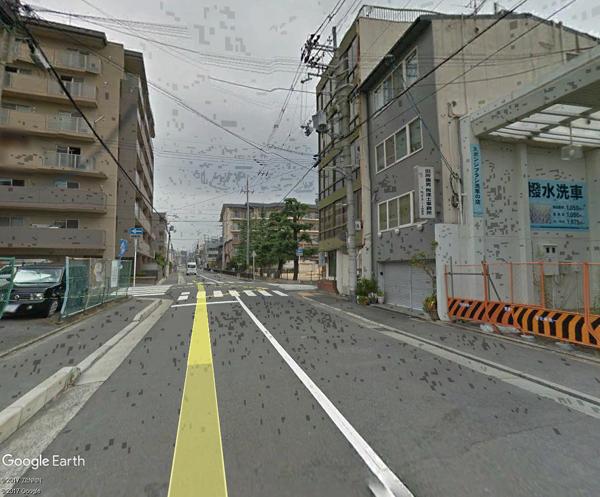 上京区店舗付住宅-3