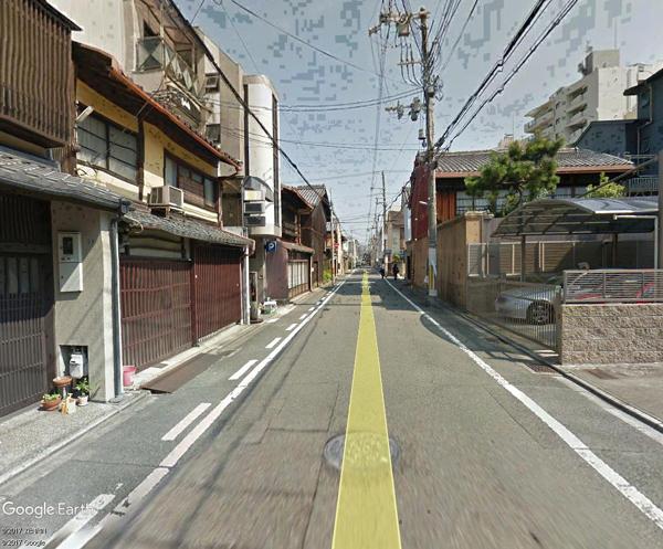 丸太町駅周辺-収益ビル-1