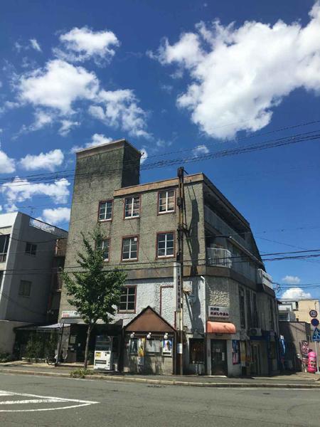 深草7丁目売りビル-1