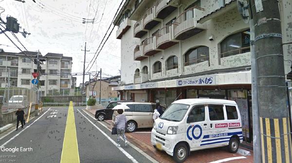 桃山テナントビル-1