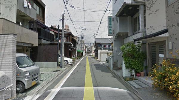 松原油小路店舗付き住宅-2