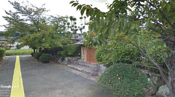 嵯峨大覚寺売り地-2a