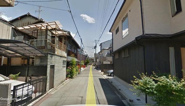 円町周辺売り地-2