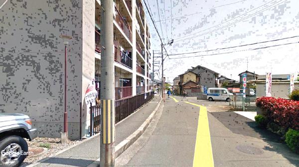 西向日町駅周辺-2