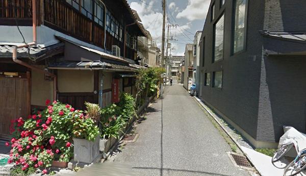 円町周辺売り地-3