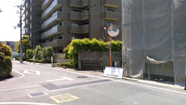 長岡京売り地-1a