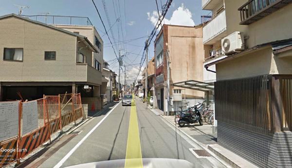 千本丸太町周辺売り地-5ga
