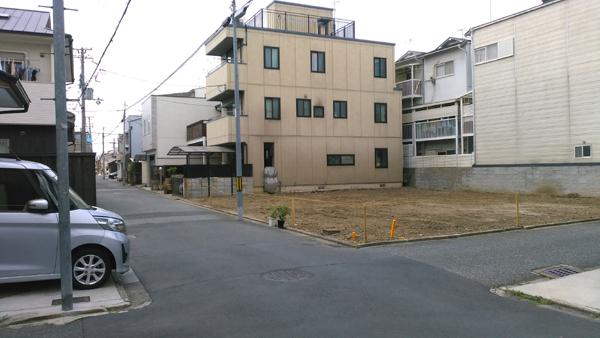 立本寺周辺売り地-5a