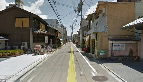 千本丸太町周辺売り地-6ga