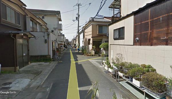 西野楳本町収益-2g