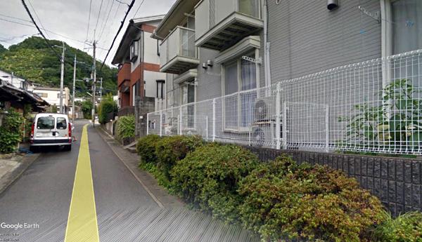一乗寺アパート-1
