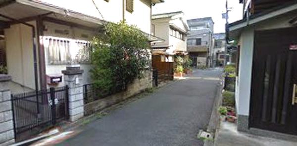 桃山売り地-2