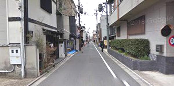 祇園梅本町店舗-7 g