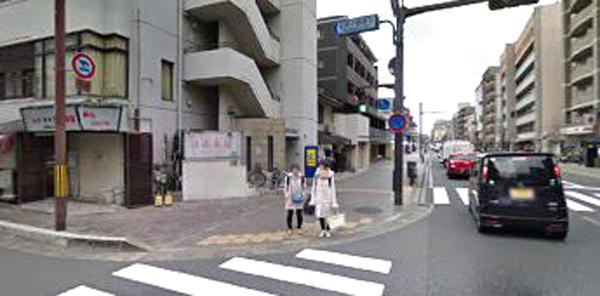 三条花見小路売りビル-2