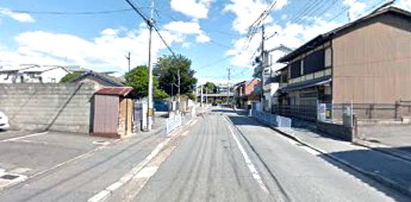 東寺周辺売り地-1