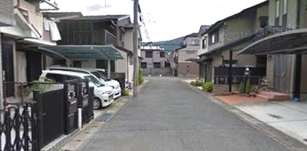 醍醐戸建-4g