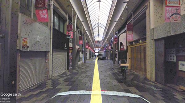 寺町蛸薬師店舗-3